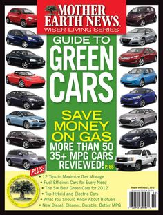 You can save money on gas now and find the right fuel-efficient vehicle for your needs via our new Guide to Green Cars.