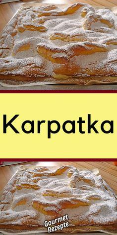 Karpatka – Famous Last Words French Toast Receta, Oven French Toast, Fluffy French Toast, Crockpot French Toast, Savoury French Toast, Creme Brulee French Toast, French Toast Rolls, Nutella French Toast, Banana French Toast
