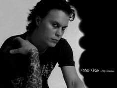 Ville Valo 4 by LianneC on DeviantArt