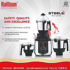 Cool Kitchens, Mixer, Cooker, Kitchen Appliances, Stainless Steel, Diy Kitchen Appliances, Home Appliances, Kitchen Gadgets, Stand Mixer