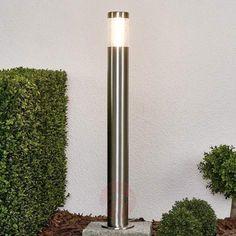 LED-gatelampe Ellie av rustfritt stål-Gatebelysning LED-9945010-22