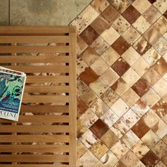 Studioart leather rug #design and #architecture made in italy What else?