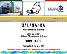 e-FUNPASS Año 12 No. 487 :) Salamanca