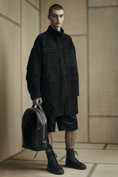 Alexander Wang Spring 2016 Menswear - Collection - Gallery - Style.com