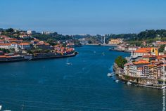 tourismportugal: A Ribeira, typical Porto
