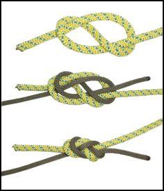 Rope Management and Knots (Excerpted from the US Army Mountaineering Manual)