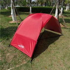 Lightweight Sun Shelter-Beach Tent-Canopy-Sun Awning-Easy Set Up- Sun Awnings, Sun Shade Canopy, Portable Tent, Shelter Tent, Beach Cabana, Beach Canopy, Awning Canopy, Beach Umbrella, Fish Camp