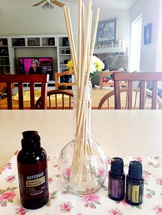 How To Make Your Own DIY Reed DiffuserOne Good Thing by Jillee | One Good Thing by Jillee