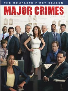 major crimes tv show