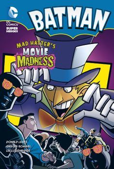 Billionaire BRUCE WAYNE and his teenage sidekick, TIM DRAKE, have tickets to a new Alice in Wonderland movie. Unfortunately, JERVIS TETCH, also known as the MAD HATTER, has infiltrated the theater and installed his micro-circuitry into the 3-D glasses. When the movie begins, dozens of GOTHAM teens are brainwashed! The DARK KNIGHT must follow the teens, stop the MAD HATTER, and save the BOY WONDER from Wonderland.