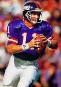 What do people think of Phil Simms? See opinions and rankings about Phil Simms across various lists and topics. New York Teams, New York Giants Football, Football Players, Football Helmets, Phil Simms, American Photo, Go Big Blue, Nfl, Legends