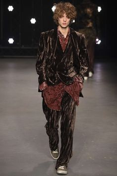 Topman Design Fall/Winter 2016/17 - London Collections: MEN - Male Fashion Trends
