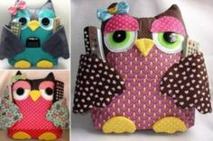 We are in love with these gorgeous Owl Rocks and they couldn't be easier to make. We've put together lots of versions to inspire you. View them all now!