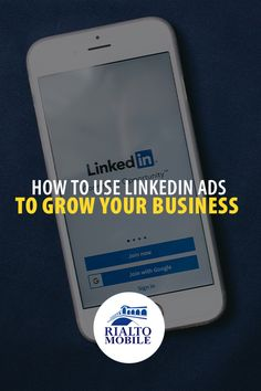 Don't believe in the power of LinkedIn Advertising? In this article, you will learn how to use #LinkedinAds to grow your business. Linkedin Advertising, Online Advertising, Growing Your Business, Ads, Learning, Education, Teaching