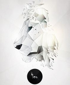 Collection of Polygonal illustration Exploring Geometry: 30 Exceptional Polygonal Art Illustrations - noupe