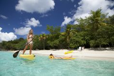 Kayak, Hike and Snorkel Adventures with Virgin Islands Ecotours on St. Thomas and St. John - destination Magazines