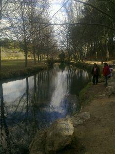 Las Fuentes del Marqués Caravaca (Murcia)