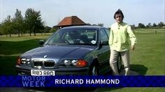 Richard Hammond Explains Why The E46 BMW 3 Series Is Perfect