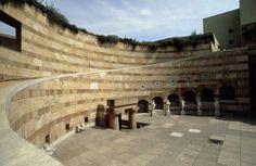Staatsgalerie - rotunda