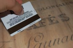 DIY :: Wax paper wood transfer. YES! Print on wax paper and then transfer it directly to wood. Who knew? #goodtoknow ;)