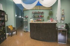 Palm beach tanning salon