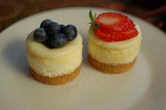 Mini Cheese Cakes