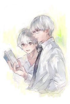 Kaneki/Sasaki & Arima