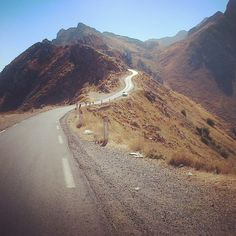 Route, Kabylie