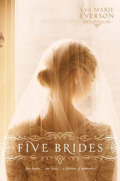 Five Brides by Eva Marie Everson http://smile.amazon.com/dp/1414397445/ref=cm_sw_r_pi_dp_Rd56ub0SXH4C3
