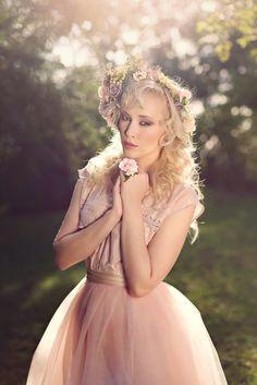 Marika by Kata Nedoroscikova Kanukova on Photo Makeup, Girl Fashion, Aurora Sleeping Beauty, Flower Girl Dresses, Disney Princess, Wedding Dresses, Pictures, Photography, Fairies