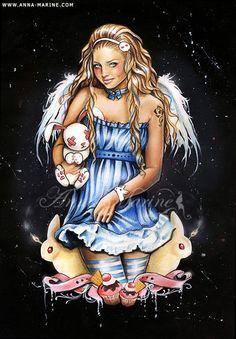 ANNA MARINE ART