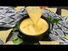 This rich and tangy nacho cheese sauce only takes about 5 minutes to make and uses only real, simple ingredients. Step by step photos.