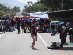 Sección 22 reanudará bloqueos en Oaxaca; advierte 'ingobernabilidad'