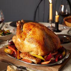 Champagne Brined Thanksgiving Turkey of Jennifer Nash - Recipefy