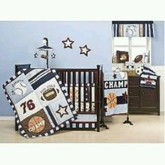 Another Sports Bedding Set