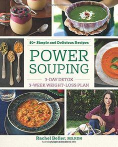 Power Souping: 3-Day Detox, 3-Week Weight-Loss Plan by Rachel Beller http://www.amazon.com/dp/0062424920/ref=cm_sw_r_pi_dp_mF13wb1M4P4D7