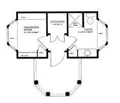 Pool House Plan Small Houses Plans Backyard Landscaping