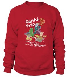 T-shirt Danish Trio Ten Collection with Stefano Bollani, Jesper Bodilsen, Morten Lund