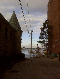 Newport Harbor, Rhode Island