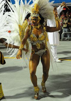 Carnival Brazil 2012 - Dragões da Real