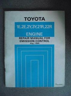 earth alone earthrise book 1 toyota repair manuals and manual rh pinterest com toyota 1e 2e 2e-c engine repair manual Toyota Wiring Diagrams