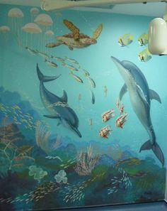 Murals fish.jpg 634×800 pixels
