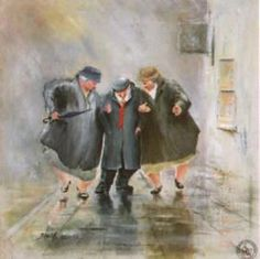 'Loyal Supporters' | Gallery | Des Brophy