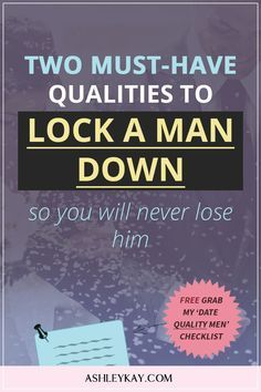Dating Men | Relationship Advice | Dating Advice | Love | Get A Boyfriend | Commitment | Get A Man To Commit | Attract Men | Found a great guy but afraid of losing him? Click to find out how to lock a man down, so you will never lose him...