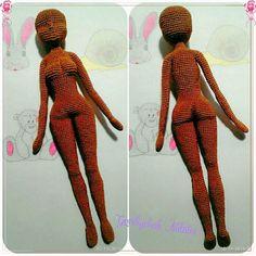 Кукла в процессе. #каркаснаякукла #процесс #авторскиекуклы #кукла #амигуруми #ручнаяработа #хендмейд #amigurumi #doll #handmade #crochet #amigurumidoll #crochetdoll