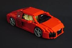 Another lego Audi that is dead on pretty cool