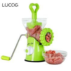LUCOG Multifunction Manual Meat Grinder Sausage Stuffer Household Beef Sausage Pasta Maker Mincer Kitchen Food Processor     Tag a friend who would love this!     FREE Shipping Worldwide     Get it here ---> https://diydeco.store/lucog-multifunction-manual-meat-grinder-sausage-stuffer-household-beef-sausage-pasta-maker-mincer-kitchen-food-processor/    #house #garden #arts #machine #repair #diydeco