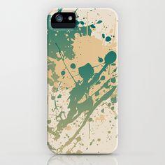 Splashs X iPhone & iPod Case by Rain Carnival - $35.00 #iphone #samsung #mobile #case #skin #splash #colorful #summer