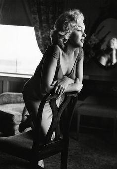 Marilyn Monroe photographed by Ben Ross,1952