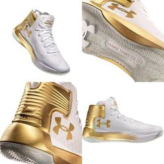 #NYC! Tomorrow, 3/4, is your chance to win a signed pair of the unreleased @uabasketball LTD Gold #CURRY3Zer0. Hit the link in our bio for the contest details. #UAContest